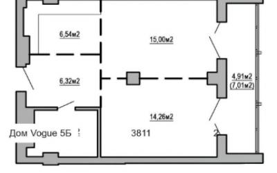 2-комнатная квартира в центре минска. Продажа.